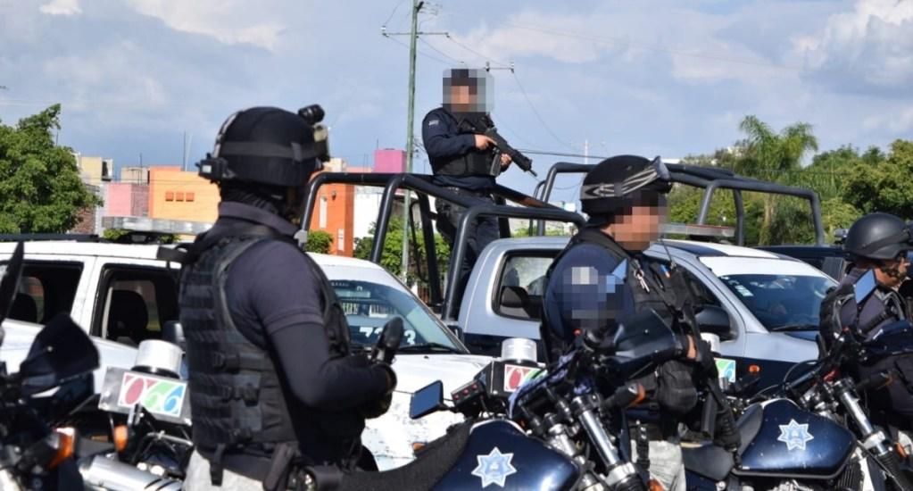 Secuestran a policía de Tránsito afuera de su casa en Celaya - Policía Municipal Celaya Guanajuato