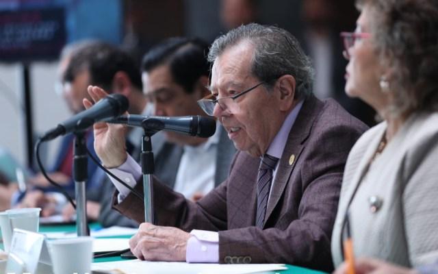"""""""No soy borrego, no me voy a callar"""", afirma Muñoz Ledo - Foto de Porfirio Muñoz Ledo"""