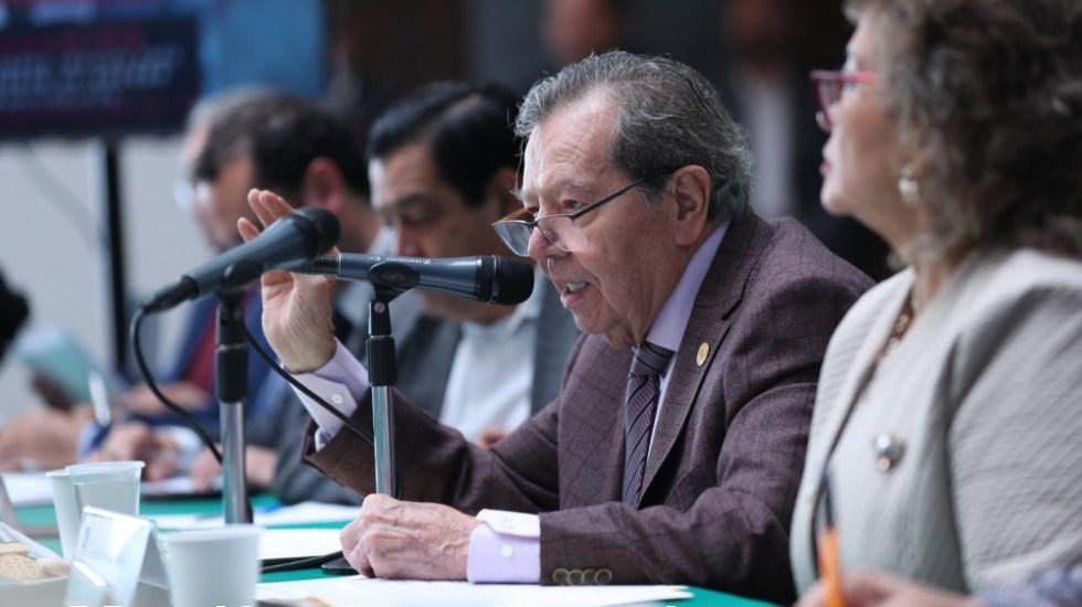 """Muñoz Ledo acusa """"lacras"""" en dirigencia nacional de Morena - Porfirio Muñoz Ledo"""