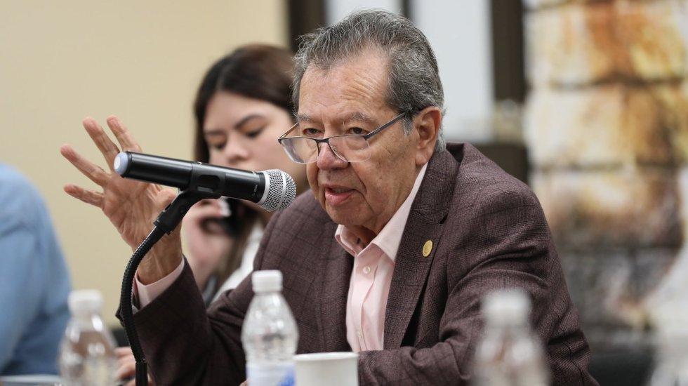 Muñoz Ledo pide a la UIF ampliar investigación contra magistrados del TEPJF - Foto de Twitter / Porfirio Muñoz Ledo