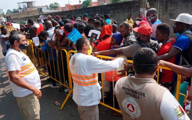 Hay 80 mil solicitudes de refugio pero aumentarán conforme pase pandemia de COVID-19, asegura Segob - Foto de EFE