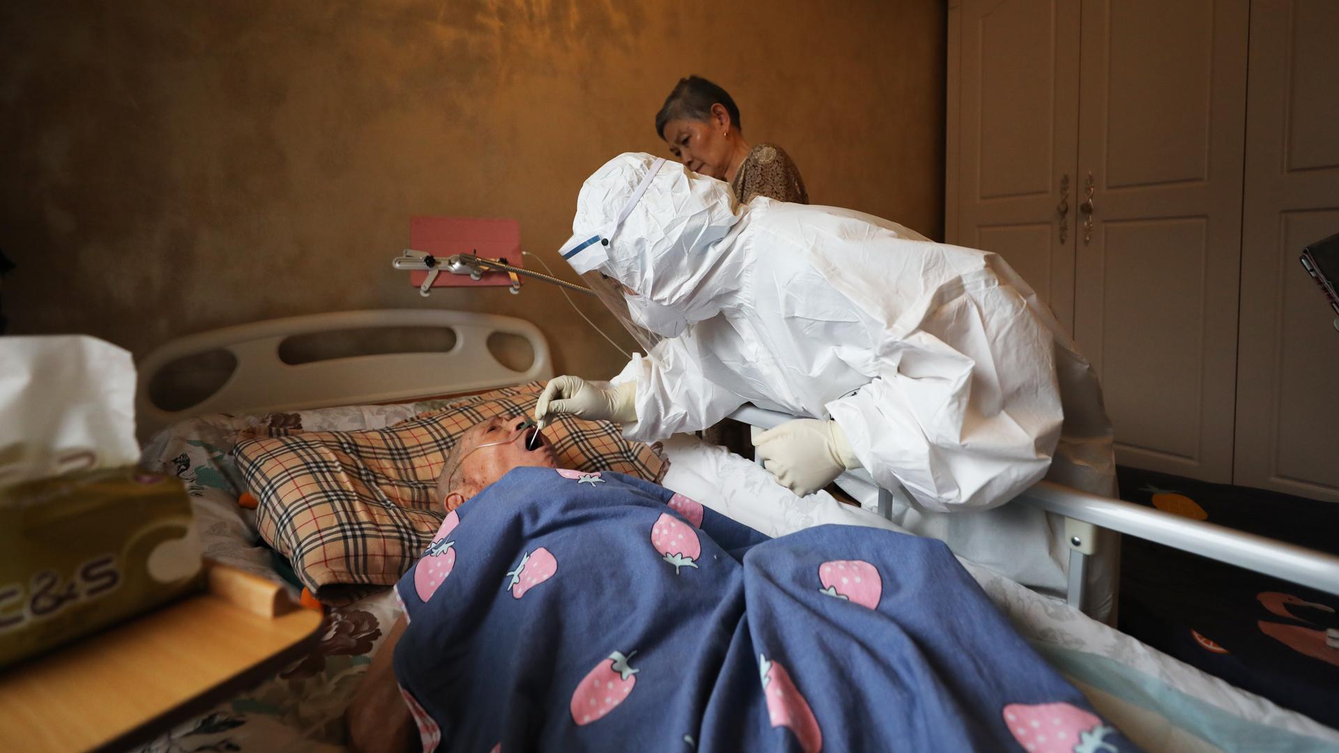 China reporta un caso positivo en Wuhan tras 36 días — Coronavirus