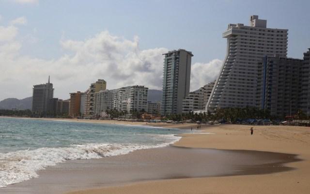 Guerrero permanecerá en semáforo rojo; extiende periodo de confinamiento - Puerto de Acapulco, Guerrero
