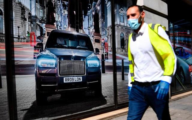 Reino Unido permitirá reapertura de mercados al aire libre en junio - Reino Unido coronavirus COVID-19