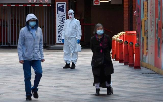 Multas de casi 13 mil dólares por no hacer cuarentena en Inglaterra - Reino Unido coronavirus COVID-19
