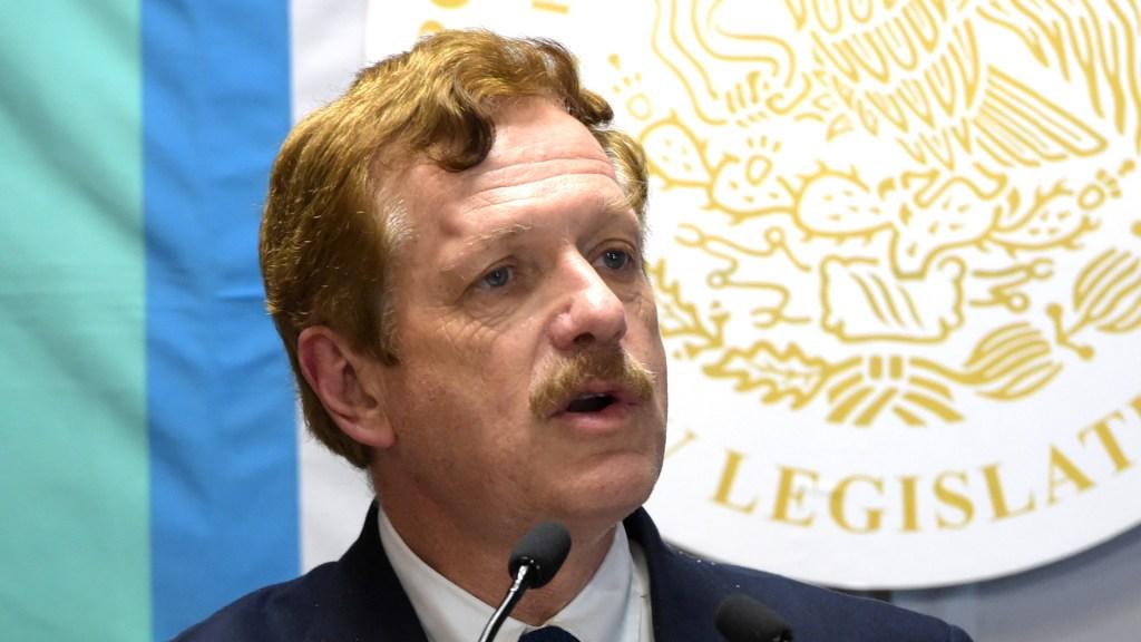 Romero Hicks urge plan para resolver crisis económica y de salud por COVID-19 - Romero Hicks. Foto de Diputados PAN