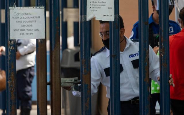 Seguridad privada también pide ayuda en México para afrontar la crisis - Foto de Notimex