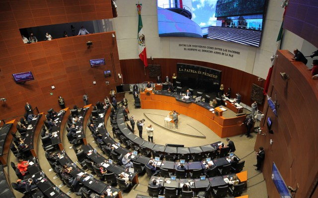 Senado acuerda periodo extraordinario ante entrada en vigor del T-MEC - Senado de la República Congreso Comisión permanente