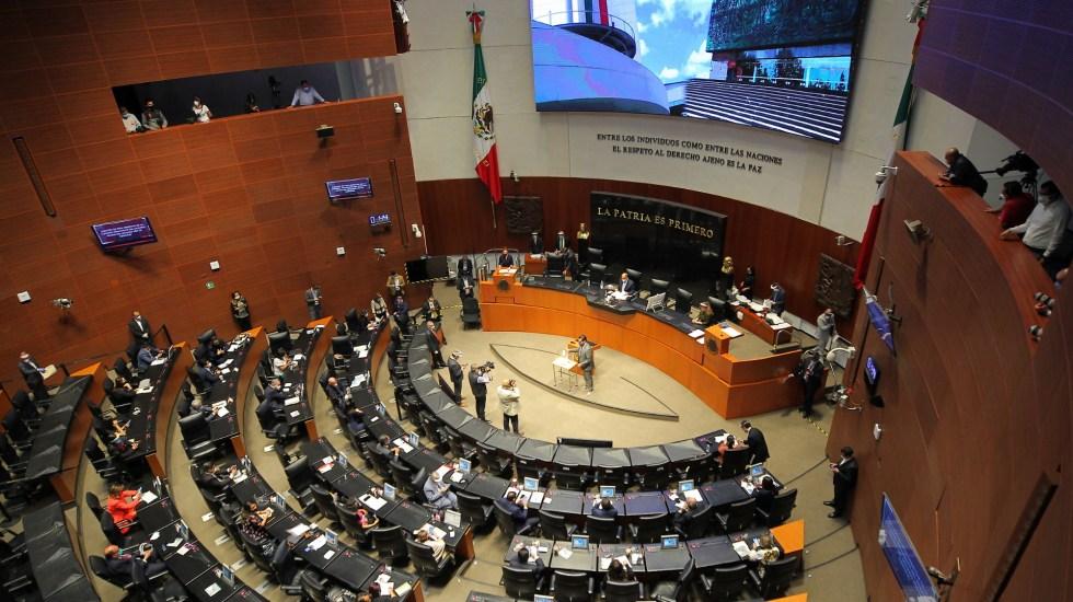 Senado inicia glosa del Segundo Informe de Gobierno; reconocen labor de Marcelo Ebrard - Senado de la República Congreso Comisión permanente