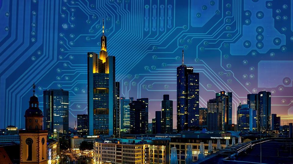 ¿Cómo pueden ayudar las ciudades inteligentes en la nueva normalidad? - Foto de Pixbay.