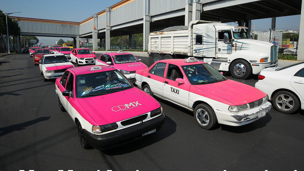 Taxistas en la Ciudad de México podrán recibir pagos con CoDi - Foto de Notimex