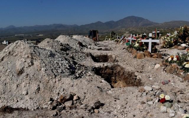 Acumula Baja California 253 muertos por COVID-19 - Foto de Notimex