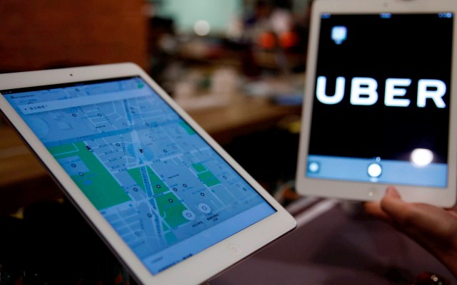 Conductores de Uber y Lyft demandan a Nueva York por prestaciones de desempleo - Uber y Lyft coronavirus COVID-19