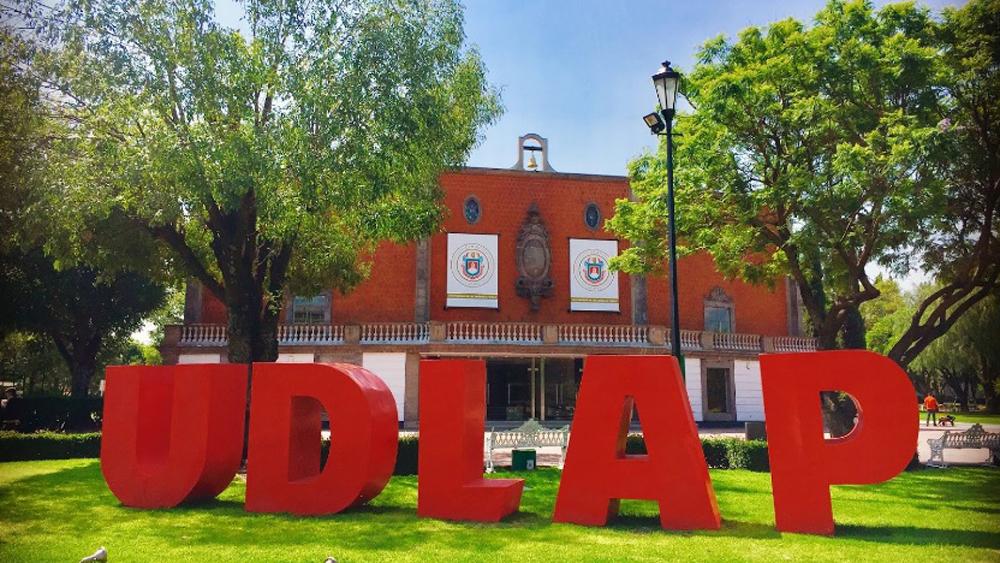 Luis Ernesto Derbez desconoce quién quiere apoderarse de la UDLAP - Universidad de las Américas Puebla. Foto de Google Maps / Rebel Media