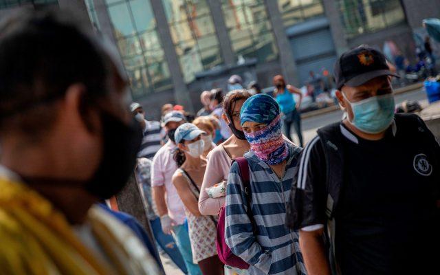 Maduro extiende estado de alarma por COVID-19 hasta el 13 de junio - Foto de EFE