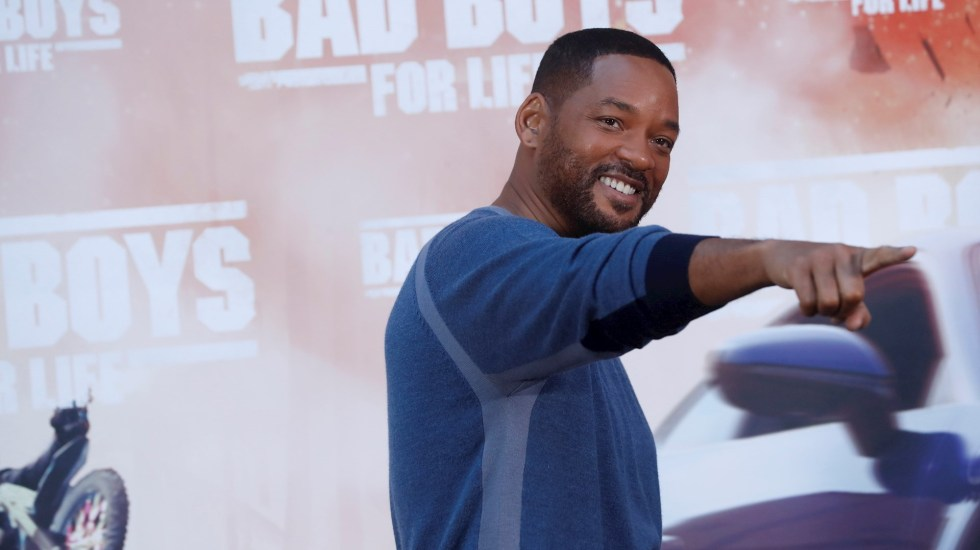 Will Smith se vuelve tendencia en Twitter por nuevo rap - Will Smith