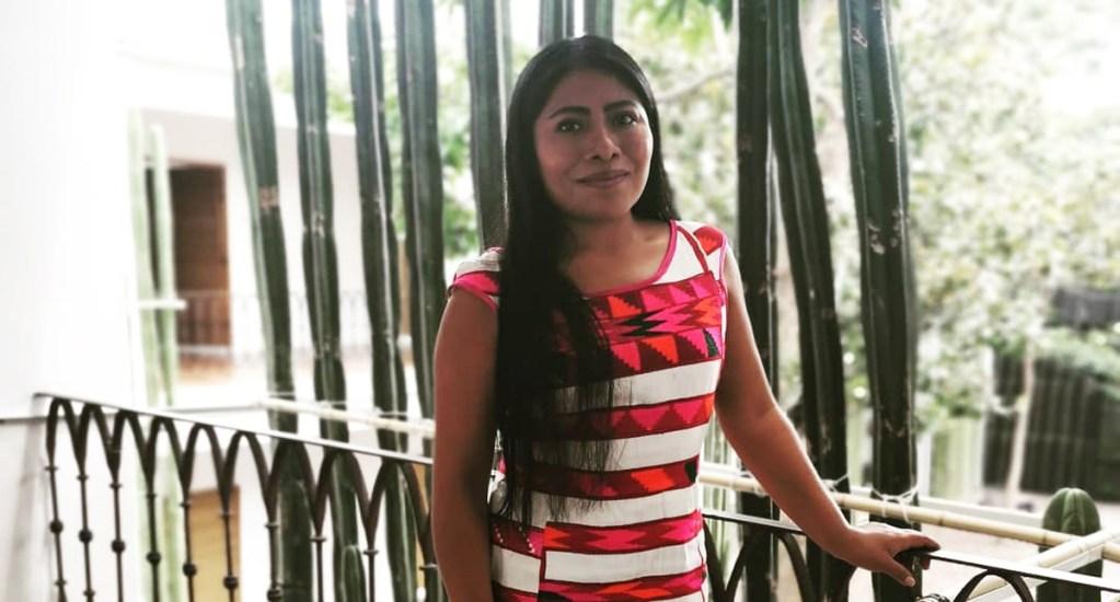 Yalitza Aparicio escribe sobre racismo y discriminación para New York Times - Yalitza Aparicio M. Foto de @yalitzaapariciomtz