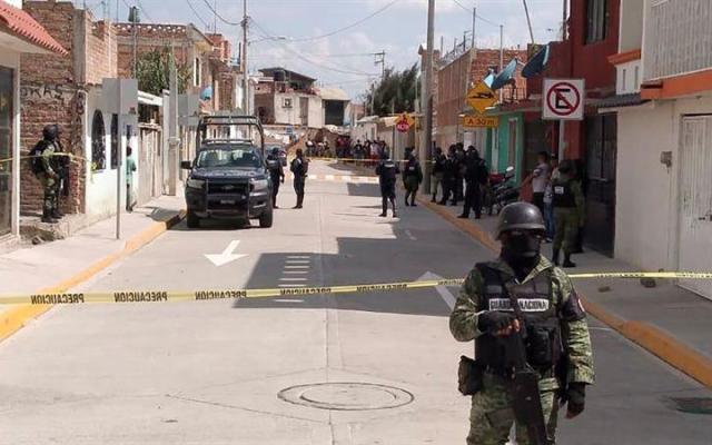 Comando mata a 10 en centro de rehabilitación de Irapuato, Guanajuato - Foto de EFE.