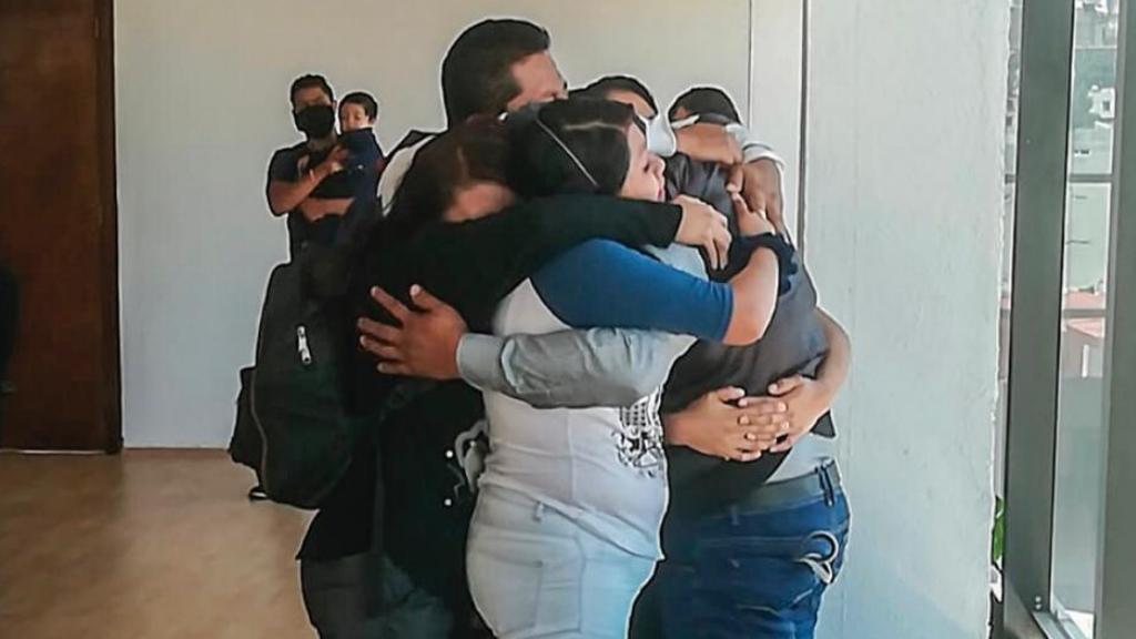 Se extravió en la Central de Abasto y 30 años después logró reencontrarse con su familia - Adán Tolentino Central de Abasto extraviado 1990