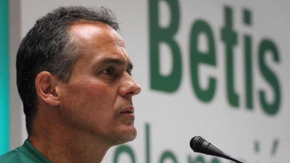 Betis de Guardado y Lainez tiene nuevo director técnico - Foto de Real Betis