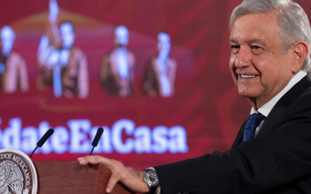 """AMLO no permitirá que """"ninguneen"""" la investidura presidencial - Foto de lopezobrador.org.mx"""