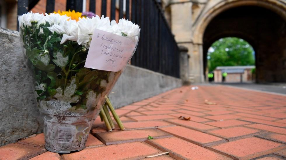 Mueren tres personas tras ser apuñaladas en Reino Unido - Foto de EFE