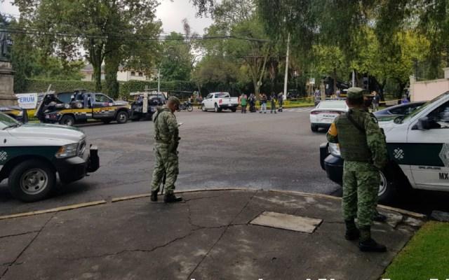 Tres muertos tras atentado contra Omar García Harfuch