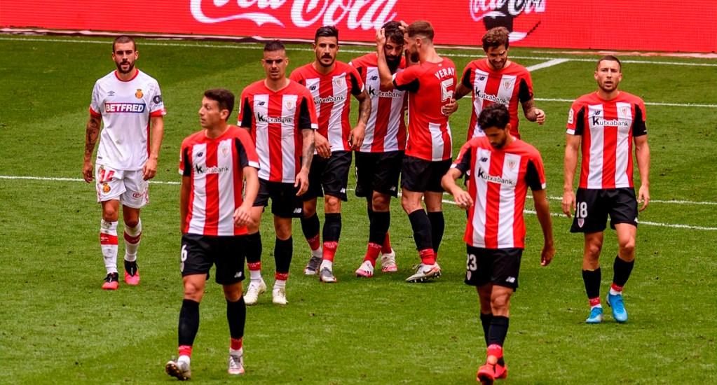Athletic Club hunde al Mallorca en la zona de descenso - Athletic Club vs. Mallorca