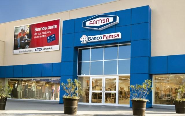 Inicia proceso de liquidación de Banco Ahorro Famsa - Banco Famsa. Foto de @BancoFamsaOficial