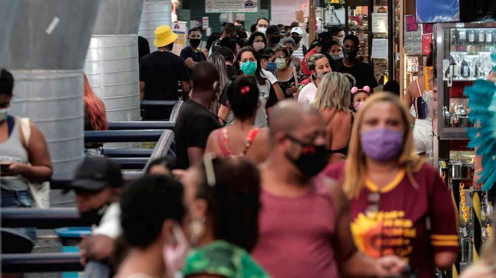 Brasil supera los 2.7 millones de casos y las 93 mil muertes por COVID-19 - Brasil coronavirus COVID-19