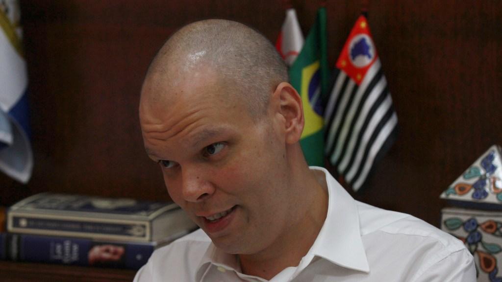 Alcalde de Sao Paulo da positivo a COVID-19; padece cáncer - El alcalde de Sao Paulo, Bruno Covas. Foto de EFE / Archivo