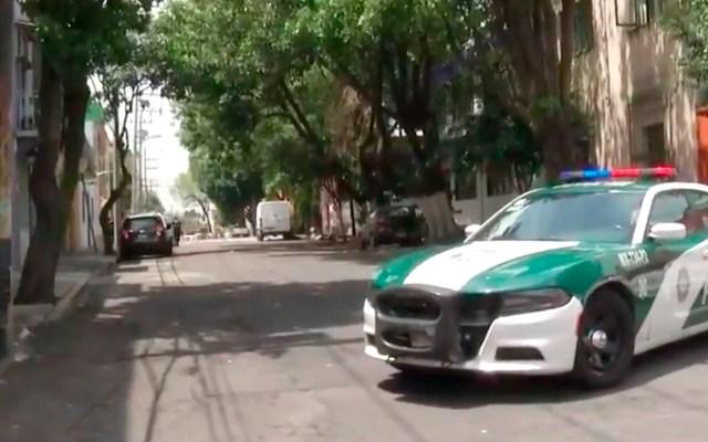 Hallan en la colonia Observatorio camioneta presuntamente relacionada con atentado a García Harfuch - camioneta atentado García Harfuch