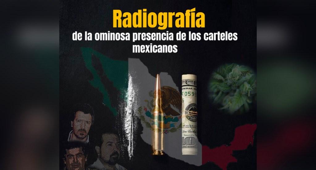 Los narcos mexicanos se fortalecen en Colombia incluso con el COVID-19 - Cárteles mexicanos