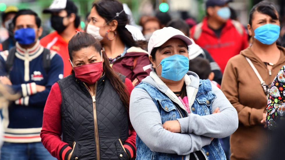 Desempleo de México subió al 4.4 % en febrero, revela Inegi - Desempleo en México