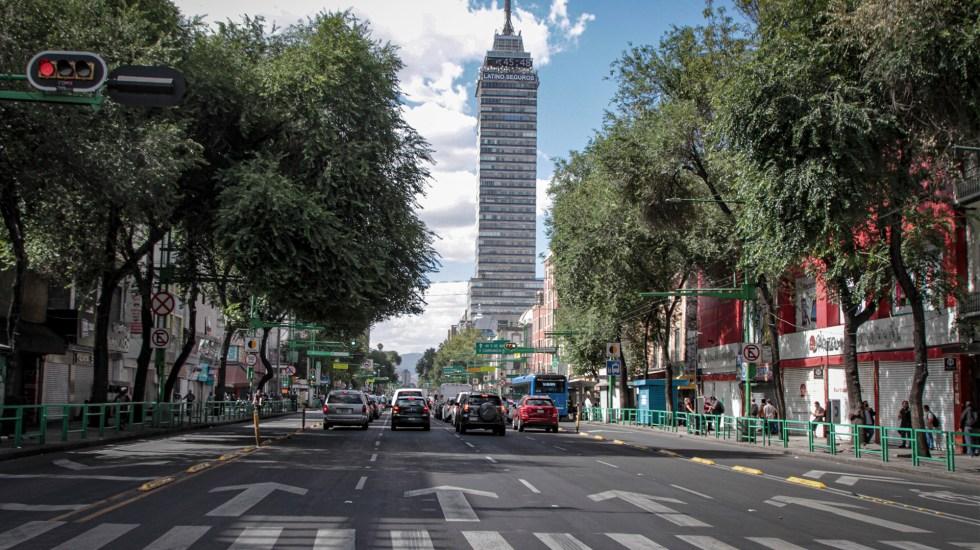 Estados Unidos emite alerta sanitaria por epidemia de COVID-19 en México - Foto de Notimex