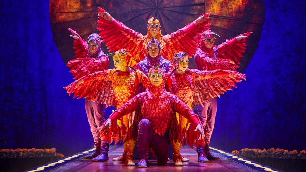 Cirque du Soleil se declara en bancarrota por COVID-19 - Cirque du Soleil