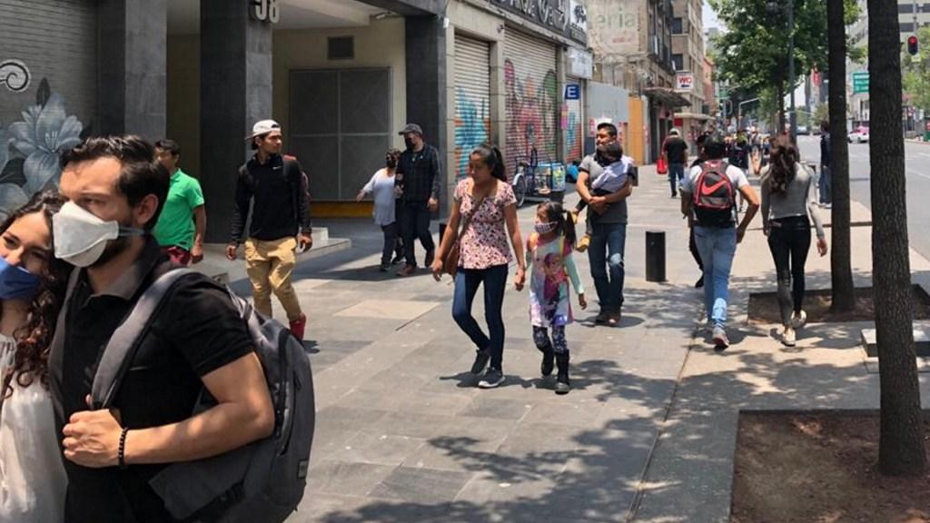 México deberá sobrellevar rebrotes de COVID-19 incluso durante 2021, alerta UNAM - Ciudad de México COVID-19 coronavirus Centro