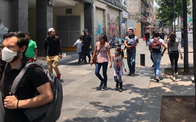 Suman 90 menores muertos por COVID-19 en México - Ciudad de México COVID-19 coronavirus Centro
