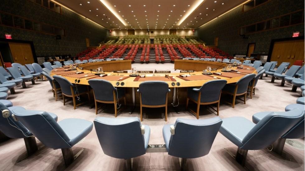 Celebra AMLO inclusión de México en el Consejo de Seguridad de la ONU - Consejo de Seguridad de la ONU. Foto de securitycouncil / Fickr