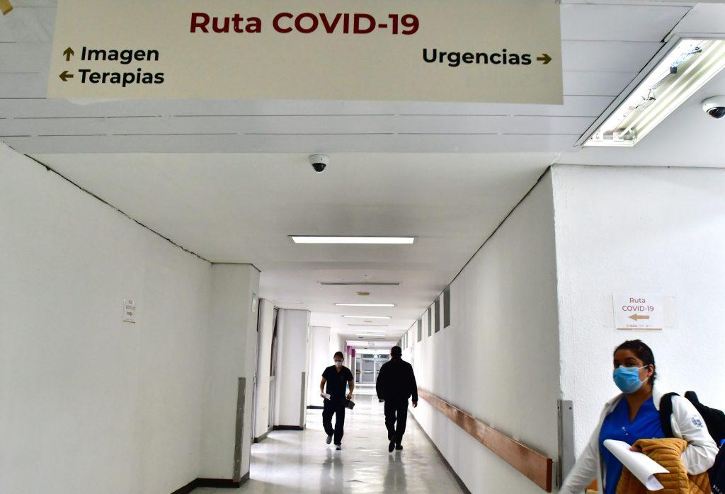 #Video México supera las 15 mil muertes por COVID-19; en las últimas 24 horas se registraron 4 mil 883 nuevos casos - Foto de EFE