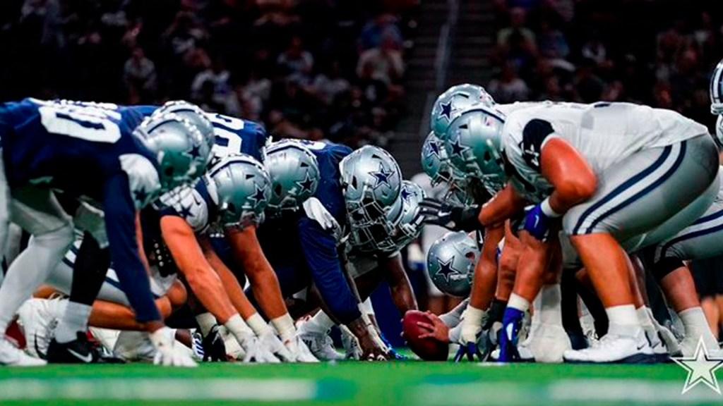 Varios jugadores de los Dallas Cowboys dan positivo a COVID-19 - Dallas Cowboys coronavirus COVID-19