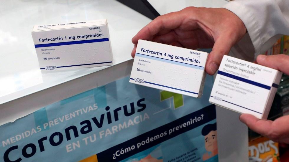 Dexametasona solo debe usarse en casos graves de COVID-19, no de forma preventiva, advierte la OMS - dexametasona OMS coronavirus COVID-19