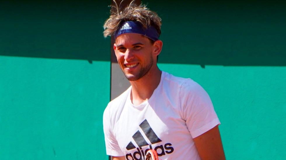 Representante de Dominic Thiem culpa a Djokovic por casos de COVID-19 en torneo - Dominic Thiem
