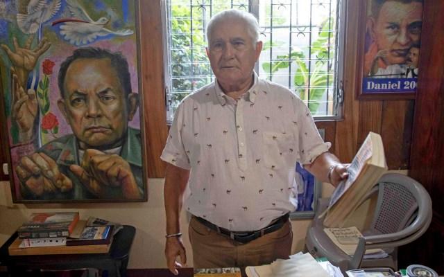 """Murió el exguerrillero Edén Pastora Gómez, conocido como """"Comandante Cero"""" - Edén Pastora Gómez Comandante Cero"""