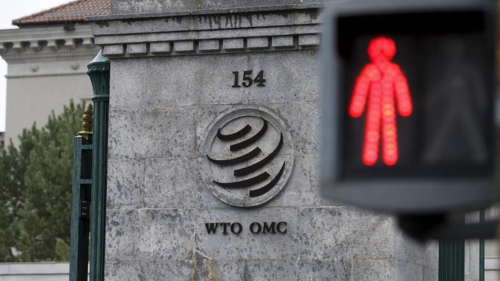 Arranca la carrera por dirigir una OMC con crisis interna - Edificio sede de la OMC. Foto de EFE / Archivo