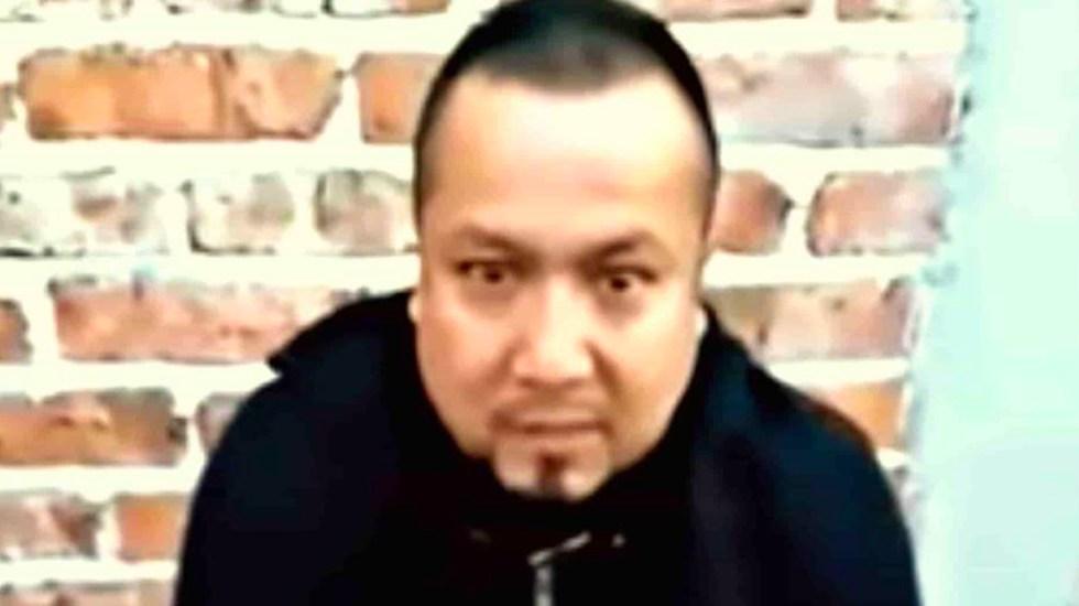 """Detención de 'El Marro' es un logro para México, asegura GOAN - José Antonio Yépez, """"El Marro"""", líder del Cártel de Santa Rosa de Lima"""