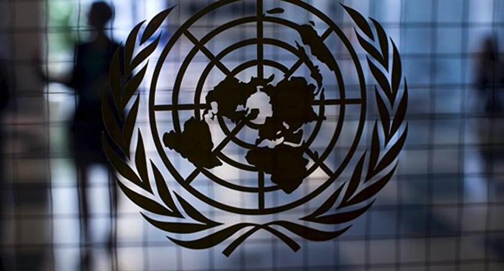 México abierto a discutir financiamiento para recuperación económica tras COVID-19, asegura Juan Ramón de la Fuente - Escudo de ONU