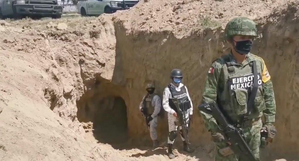 #Video Hallan en Puebla túnel utilizado para el robo de combustible - Hallan en Puebla túnel utilizado para el robo de combustible