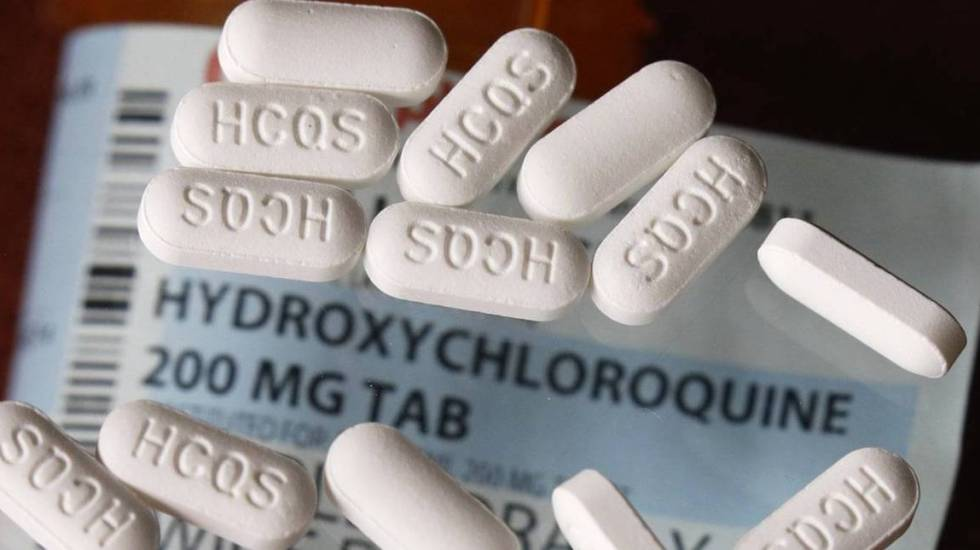 OMS se disculpa por confusión en torno a tratamientos con hidroxicloroquina - Imagen archivo de la Hidroxicloroquina. Foto de assaygenie
