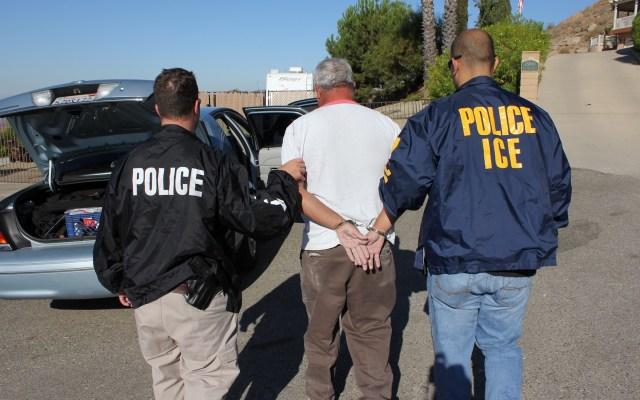 Prohíben detenciones de migrantes en tribunales de Nueva York - Foto de Twitter ICE